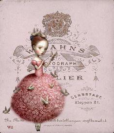 Vintage Tags, Vintage Prints, Tammy Love, Craft Images, Iris Folding, Decoupage Vintage, Vintage Drawing, Little Flowers, Book Projects