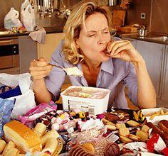 Binge eating syndrome…