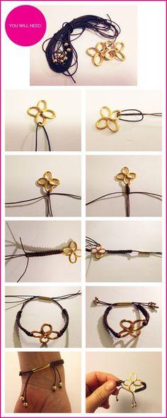 30 Cool Bracelet Tutorials For Girls