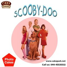 Take a look at the coolest Scooby Doo kids #birthdaycake photos. You'll also find the most amazing photo gallery of homemade #birthdaycakes available here.  #Scoobydoocake #Photocakes #Birthdaycakes Visitus: www.cakepark.net Call us: 044-45535532