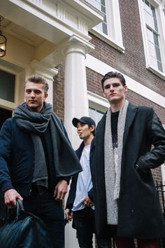 LCM 16 - London Collections Men Street Style