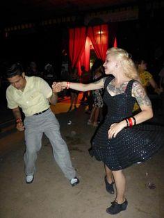 ❤ rockabilly dance