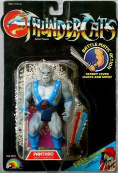Thundercats Panthro action figure