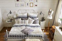 Ikea Möbel   33 Originelle Ideen Nach Skandinavischer Art | Schlafzimmer |  Pinterest | Einrichtungsideen Schlafzimmer, Schlafzimmer Bett Und Ikea Möbel