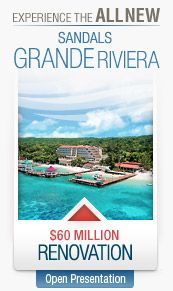 Our next Sandals vacation will be here!