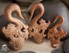 Saba wood Serendipitous design