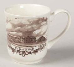 Johnson #brothers historic america #brown mug #7015700,  View more on the LINK: http://www.zeppy.io/product/gb/2/311738176642/