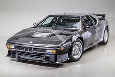 Tuner Tuesday: 1979 BMW M1 AHG Studie