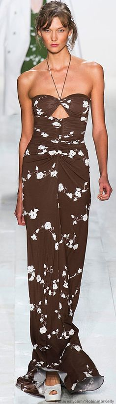 Michael Kors   S/S 2014   The House of Beccaria~