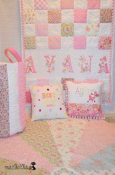 Little girls love pink! Very pink set for little princess