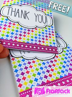 NEON Thank You Cards FREEBIE (In Spanish, too!) - This freebie is a thank you to all of you who have encouraged me so much, whether through social media sites, kind words here at TpT, a product purchase - I appreciate it all so much! I am so fortunate to have stumbled across TpT and so many amazing and uplifting teachers out in the internet world (and in person!). Thank you and MUCHAS GRACIAS!