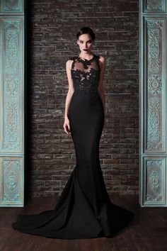 in love with this dress...Rami Kadi Fall 2014 Collection. www.theweddingnotebook.com