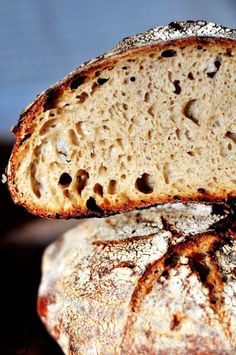If you ask me what makes a loaf looking like a typical Italian rustic sourdough, I would say that is the absence of scoring. Quite often loaves are cooked seam-side up, and not seam-side down like in French breads, and the loaves either look whole (with a smooth surface) or they can even show …