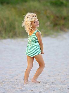 Beach Baby! the laid back Lola
