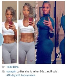 Wow Seriously Like Wtfountain Of Youth Is She On Fit Black