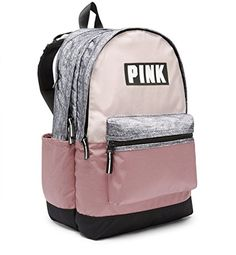 From backpacks to slides and more, shop all of our Accessories. Only at PINK. Cute Backpacks For School, Cute Mini Backpacks, Mochila Victoria Secret, Backpack Brands, Pink Bling, Cute Bags, School Bags, Victoria's Secret Pink, Fashion Backpack
