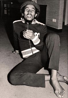 BOB MARLEY, '78