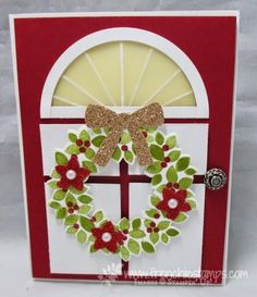673 best Wondrous Wreath (retired) images on Pinterest