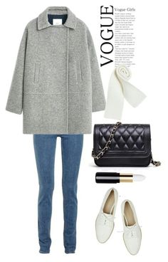 """Winter to Spring"" by thestyleartisan ❤ liked on Polyvore featuring H&M and Wintertospring"