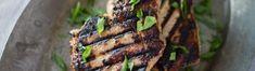 Sous Vide Lemongrass Pork Chops