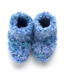 Crochet Cozy Socks Crochet Pattern   Red Heart