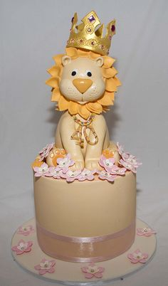 LION KING BIRTHDAY CAKE | Flickr - Photo Sharing!
