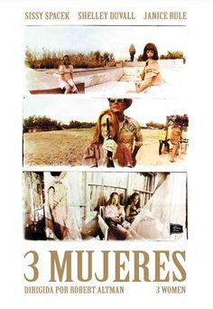 3 Mujeres Dirigida por Robert Altman  Memory Screen, 2013