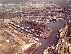 Manchester Docks 1971