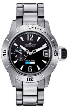 Jaeger LeCoultre Master Compressor Diving GMT Mens Watch Q187T170 By Jaeger LeCoultre