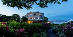 The Chanler at Cliff Walk | Newport Boutique Hotel, Newport, Rode Island
