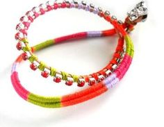 Double Strand Friendship Bracelet R..