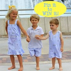 Kayla and Mikey would look adorable in this!
