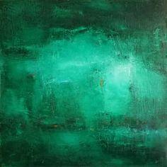 """Symphony in Viridian Green"""