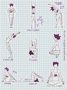 Keeping up with good Yoga Postures Ashtanga Yoga, 7 Chakras Meditation, Pilates, Mundo Fitness, Sup Yoga, Yoga Routine, Yoga Lifestyle, Yoga Sequences, Workout For Beginners