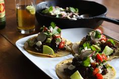 How To Make Taco Recipe : Bunches amp; Bunches Ltd. - Provisions RED Chicken Tacos
