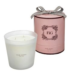 henri bendel luxe fig candle - scented candles - buy air fresheners