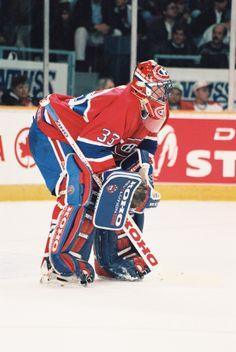 Patrick Roy Hockey Goalie, Hockey Teams, Hockey Stuff, Montreal Canadiens, Patrick Roy, Saint Patrick, Goalie Mask, Nfl Fans, National Hockey League