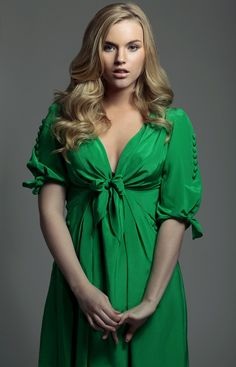 Plus Size Models | ... Beauty, Body Image, and Italian Vogue Curvy! | Plus-Size Models Unite