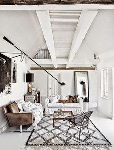 """Le tapis, touche cocon de notre """"home sweet home"""" - La Ptite Bulle D'Elo"""