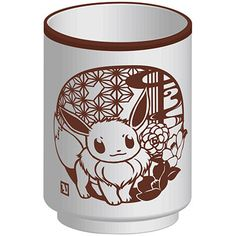 Cup cutout series Pokémon Eevee? s 12-book.""