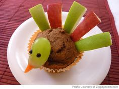 Healthy Thanksgiving Snack That Your Child Will Love!