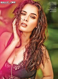 Evelyn Sharma In Bikini For GQ India Magazine June 2014