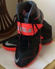 Nike Zoom HyperChaos X Charcoal Total Orange Black