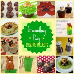 Share the love...313,7890324Groundhog Day can be lots of fun for the kids. Get them involved in one of these great Groundhog Day crafts or desserts –definitelyfamily fun! Maybe all the cuteness makes up for the fact that there is always six more weeks of winter! So many great ideas below – enjoy! Groundhog Day Finger Read More...