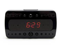 MCC1080NV: Full HD Miniclock Camera with Night Vision