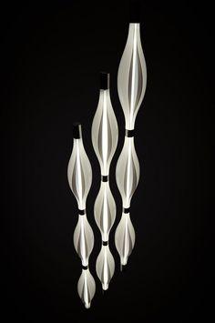 Undulus Lighting system by Scott Jarvie | #design