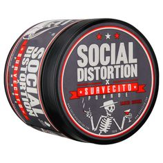 Suavecito X Social Distortion Firme Hold Pomade 4 Oz for sale online Social Distortion, Punk Store, Hold On, Cool Hairstyles, Fragrance, The Originals, Stuff To Buy, Ebay, Strong