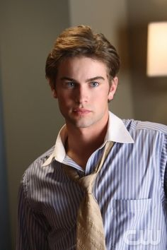 """The Wild Brunch"" -- Chace Crawford stars as Nate  in GOSSIP GIRL on The CW. Photo Eric Liebowitz /The CW © 2007 The CW Network, LLC.  All Rights Reserved"