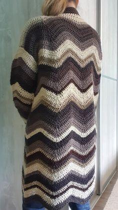 Men Sweater, Blanket, Crochet, Sweaters, Handmade, Fashion, Moda, Hand Made, Fashion Styles