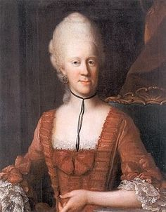 Princess Charlotte of Saxe-Meiningen was born on this day 12 September  1751!